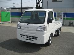 ハイゼットトラックスタンダード 4WD 5MT 省力パッケージ 登録済未使用車