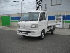 ハイゼットトラックPTOダンプ 4WD 5MT エアコン パワステ