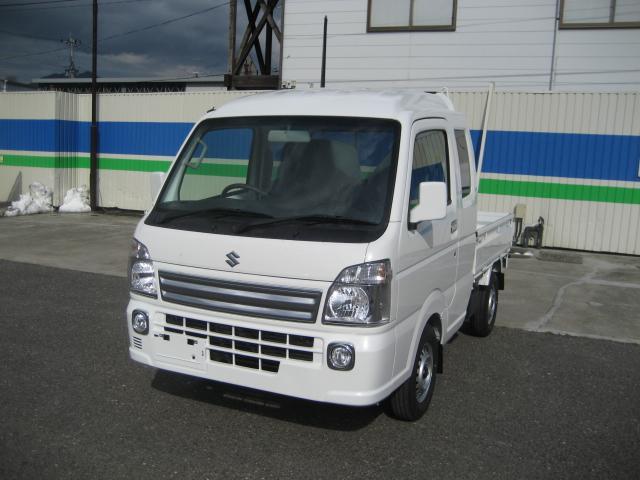スズキ スーパーキャリイ X 4WD AT 届出済未使用車 【購...