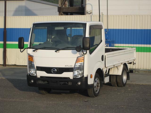 「日産」「アトラストラック」「トラック」「福島県」の中古車