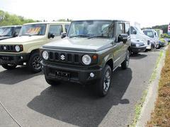 ジムニーXC 4WD 5MT 届出済未使用車