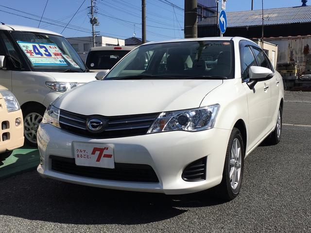 トヨタ 1.5G バックモニター ETC HIDヘッドライト