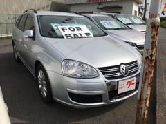 VW ゴルフヴァリアントTSI コンフォートライン ナビ TV AW16インチ