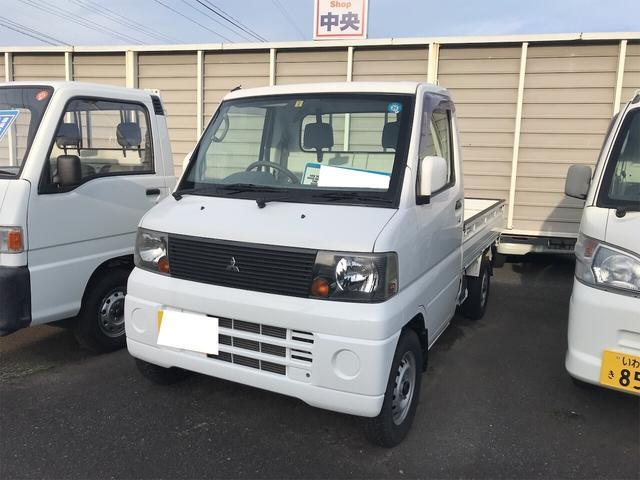 三菱 VX-SE AC MT 軽トラック ホワイト PS