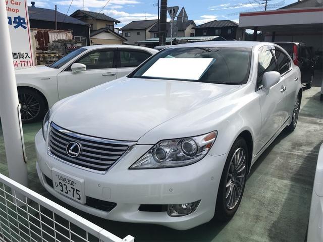 「レクサス」「LS」「セダン」「福島県」の中古車