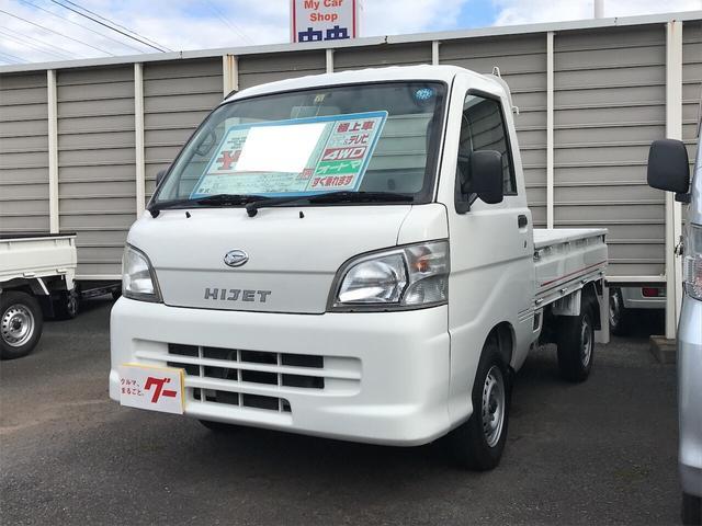 ダイハツ 4WD AC AT 軽トラック TV ナビ オーディオ付