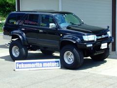 ハイラックスサーフSSR−V ワイド ディーゼルターボ 4WD リフトアップ
