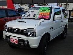 ジムニーランドベンチャー 特別仕様車 4WD ターボ 届出済未使用車
