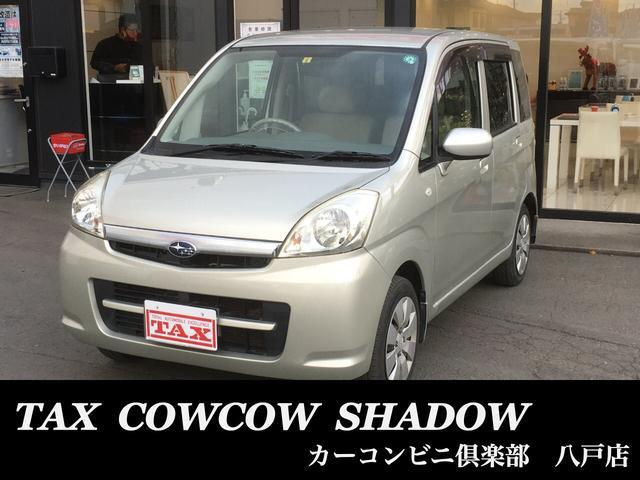 スバル L 4WD キーレス エアコン パワステ CDオーディオ ベンチシート