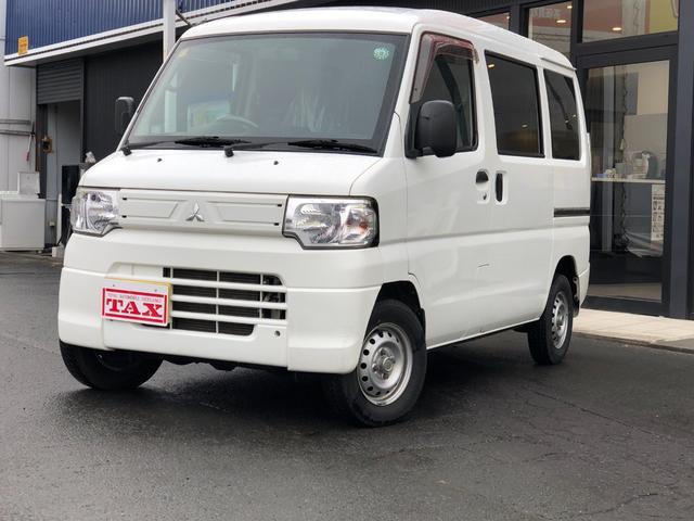 三菱 CD 切替式4WD エアコン パワステ ラジオ オートマ