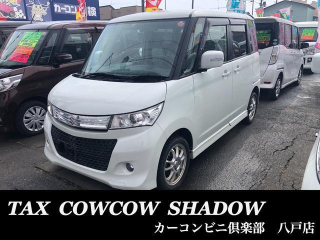 スズキ XS 4WD ナビ DVD ETC シートヒーター 電動スライドドア