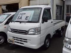 ハイゼットトラックエアコン・パワステ スペシャル 4WD  5MT 作業灯