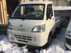 ハイゼットトラックスタンダード 4WD 三方開 5速マニュアル