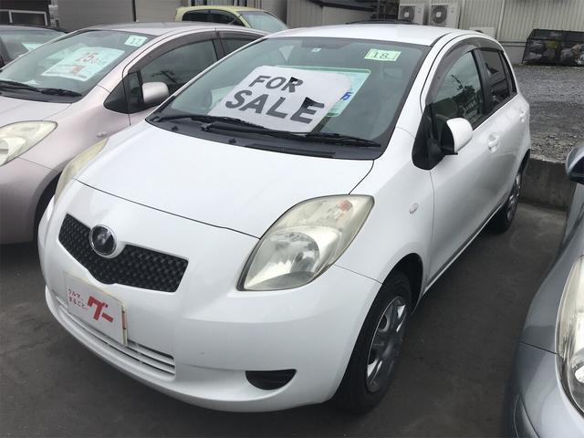 トヨタ F AT 保証付 オーディオ付 コンパクトカー 4WD