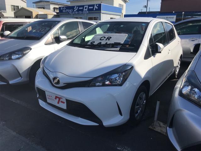トヨタ ヴィッツ F CVT ETC オーディオ付 オートマチックハイビーム
