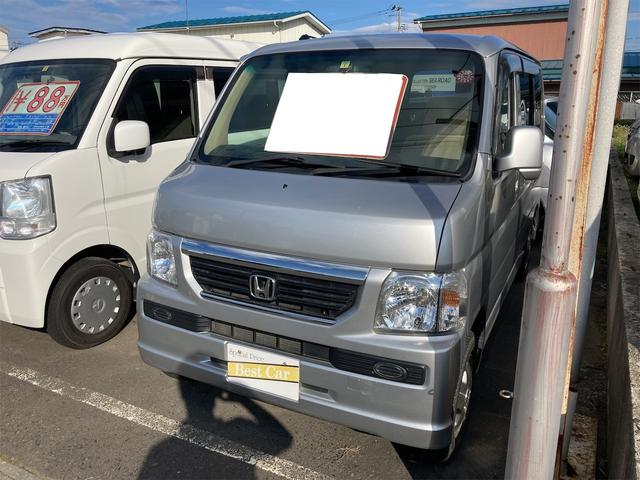 ホンダ L 4WD車 PW エアコン 両側スライドドア CD キーレス フルフラット