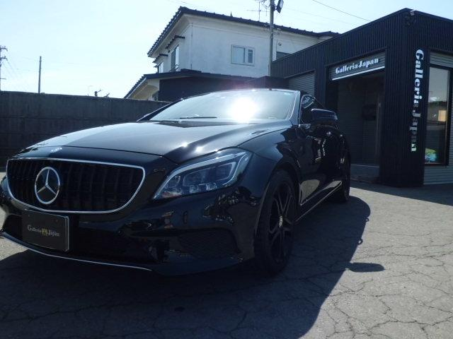 CLS220d CLSクラス ディーゼルターボ 2WD