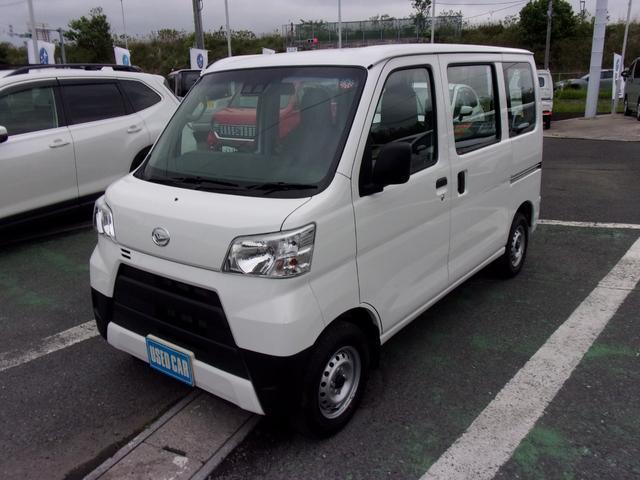 ダイハツ ハイゼットカーゴ スペシャルSAIII 4WD AT