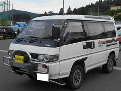 デリカスターワゴンスーパーエクシード ハイルーフ ムーンルーフ4WD