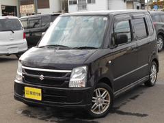ワゴンRFX−Sリミテッド 寒冷地仕様4WD シートヒーター付