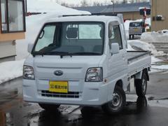 サンバートラックTC4WD キーレス パワーウインド付 5速マニュアル車