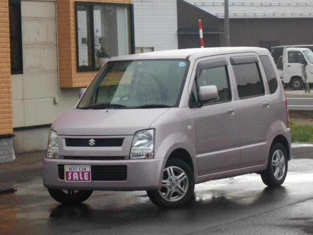 スズキ ワゴンR FX4WD 寒冷地仕様4WD HIDライト (...
