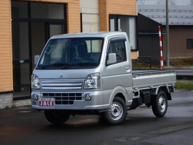 スズキ KX4WD セーフティサポートフオグランプ 作業灯付き