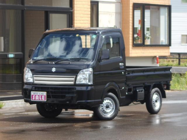 スズキ KCスペシャルセーフティサポート4WD サポーカ-