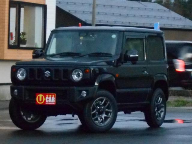 スズキ XC ターボ4WD ナビバックカメラセットレーダーブレーキサポート付き