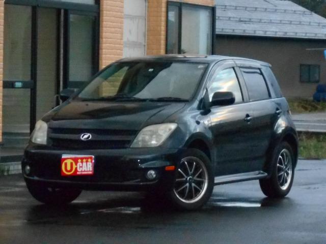 トヨタ 1.5A-S 4WD HIDライト 禁煙車スタッドレスタイヤ アルミ付き