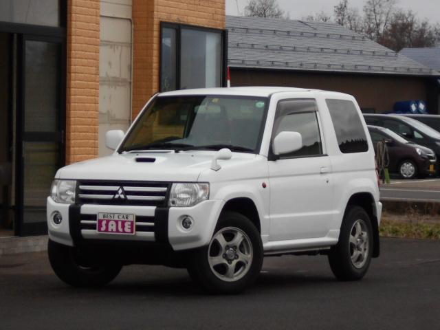 VR 4WDターボ タイミングベルトウオーターポンプ マフラー交換済み 社外フルセグナビ ETC付き スタッドレスタイヤ付