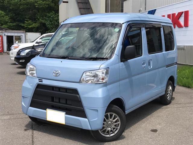 「トヨタ」「ピクシスバン」「軽自動車」「秋田県」の中古車