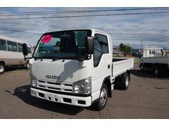 エルフトラック1.5t  全低床 4WD