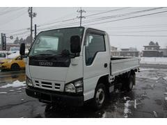 エルフトラック1.3t 低床 4WD オートマ