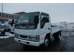 エルフトラック2t 全低床 4WD