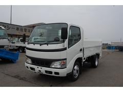 ダイナトラック2t 全低床 パワーゲート 4WD