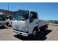 エルフトラック1.5t 全低床4WD アルミバン