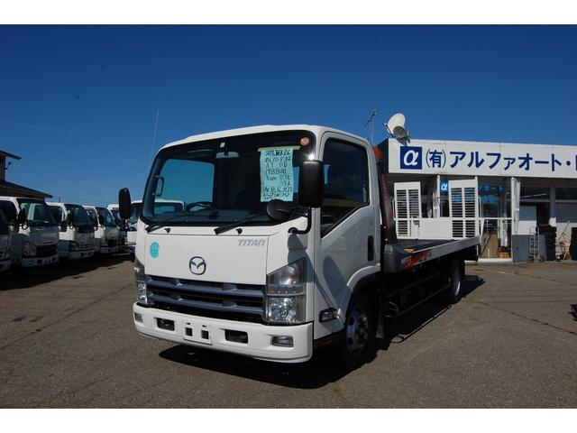 マツダ 3t セフティローダー積載車 ラジコン付