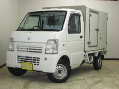 キャリイトラック低温冷凍車 5速マニュアル エアコン パワステ