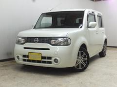 キューブ15X FOUR Vセレクション 4WD 社外ナビ TV