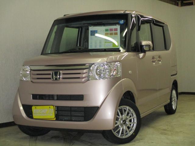 ホンダ G・Lパッケージ 4WD パワースライドドア 社外ナビ TV