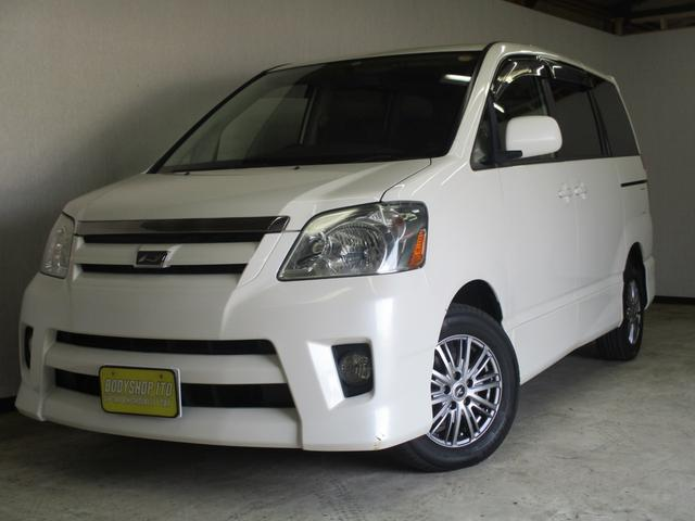 トヨタ S 4WD 社外CD MD HIDライト 社外アルミ