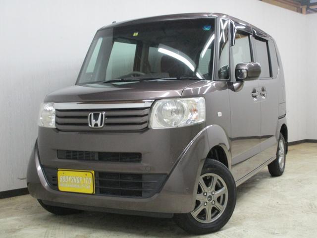 ホンダ N-BOX G・Lパッケージ 4WD パワースライドドア ETC