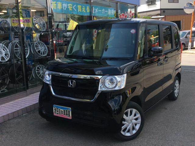 ホンダ N-BOX G・Lホンダセンシング 4WD ナビTV Bカメラ ETC