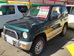 パジェロミニXR−II 4WD ターボ オートマ