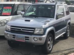 パジェロミニリミテッドエディションVR 4WD ターボ トランスファ