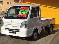 キャリイトラックKC エアコン パワステ 4WD 5速マニュアル 3方開