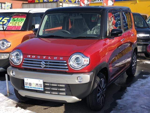 スズキ J 4WD 届出済未使用車