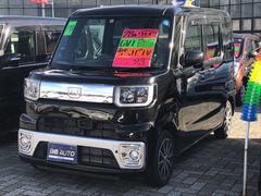 ウェイクX ファインセレクションSA 4WD ターボ ナビ Bカメラ