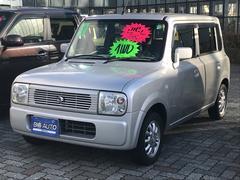 アルトラパンX 4WD 純正アルミ キーレスエントリー 純正CD・MD